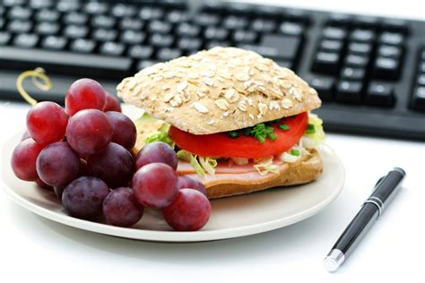 how to eat healthy at work dirty and thirty