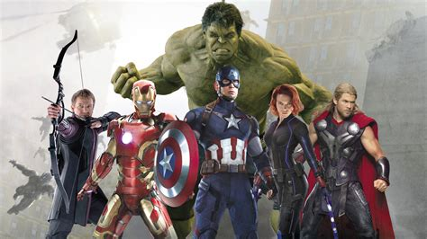 Fiction Wallpaper Hd  Avengers Age Of Ultron Backgrounds