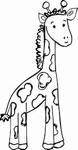 Giraffe Coloring Pages Printable Realistic Head Baby Giraffes Cartoon Animal Sheets Cute Clipartmag Getdrawings Drawing Pag Colorings Getcolorings Face sketch template