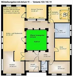 Atrium Bungalow Grundrisse : die besten 25 atriumhaus ideen auf pinterest atrium atriumgarten und innenhof ~ Bigdaddyawards.com Haus und Dekorationen