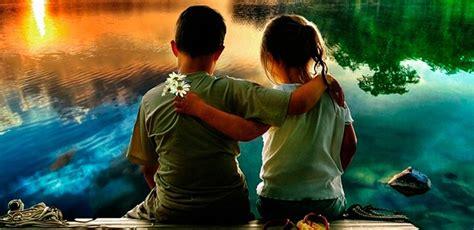 criancas apaixonadas fotos  imagens