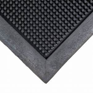 Cactus Mat 35 3672 Finger Top 36quot X 72quot Black Anti Fatigue