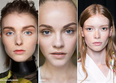 Spring Summer 2016 Makeup Trends Fashionisers