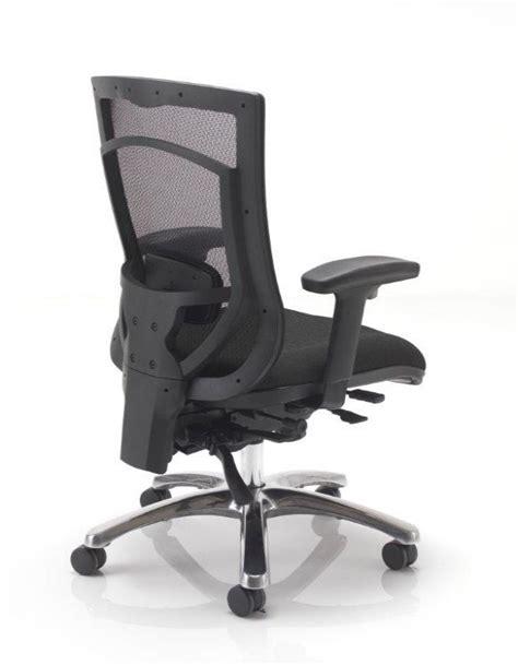 t c jaguar heavy duty mesh chair ch0729 bk 121 office