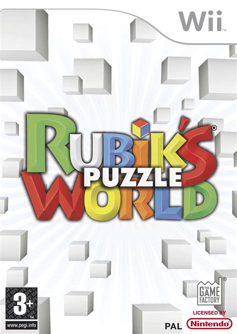 Rubiks Puzzle World Wii Review Any Game