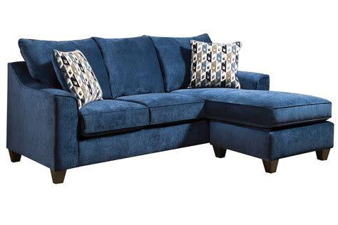 chaise elizabeth elizabeth blue sofa with moveable chaise at gardner white