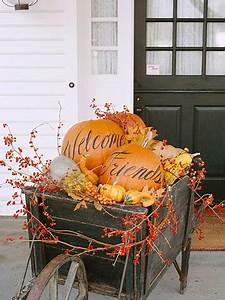 Fall Outdoor Decor Halloween to Thanksgiving