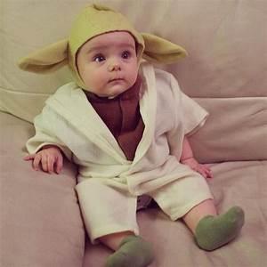 Kostüm Baby Selber Machen : yoda kost m selber machen kost m baby pinterest kost m baby kost m und halloween ~ Frokenaadalensverden.com Haus und Dekorationen