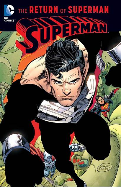 Superman Return Alternative Editions Arrows