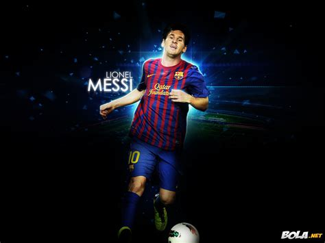 wallpaper lionel messi bolanet