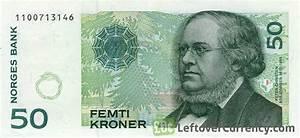 50 Norwegian Kroner (Peter Christen Asbjornsen) - exchange ...