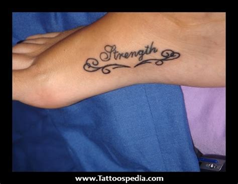 strength tattoo quotes  guys quotesgram
