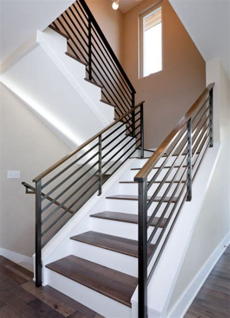 modern handrail designs    staircase stand