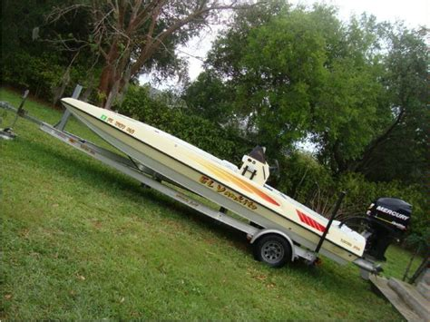 Talon Flats Boats For Sale by Talon F20 Flats Boat Cat In Florida Power Boats Used 52609