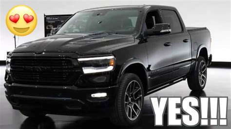 2019 Blacked Out Ram 1500!!! Time To Order!!!