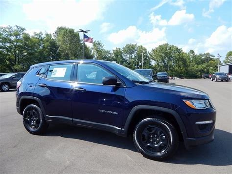 New 2018 Jeep Compass Sport 4D Sport Utility in Richmond