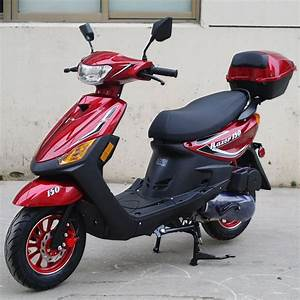 150cc Moped Scooter Razor 150 With New Design Sporty Look