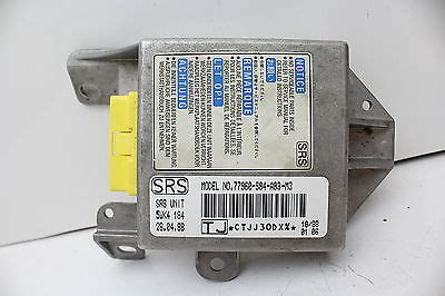airbag deployment 1994 honda accord on board diagnostic system relay control module page 13