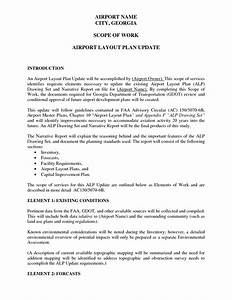 sample scope document template - scope of work template lisamaurodesign