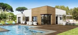 demeures d39aquitainetm constructeur aquitaine et gironde With modele de construction maison