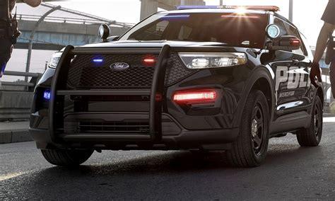 ford police interceptor utility interior  car