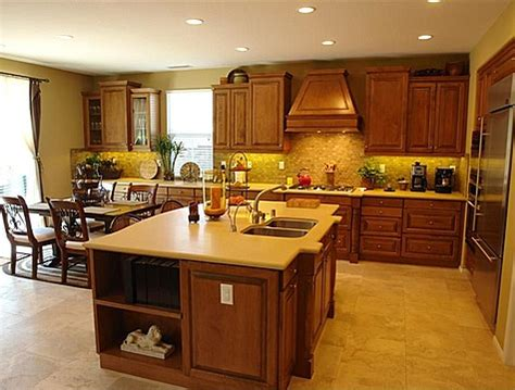 yellow and brown kitchen ideas clean yellow and brown