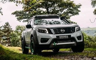 nissan navara enguard concept ultimate rescue vehicle