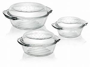 Auflaufform Glas Mit Deckel Eckig : k chenausstattung von termisil g nstig online kaufen bei m bel garten ~ Markanthonyermac.com Haus und Dekorationen