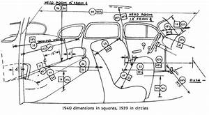 plymouth cars of 1940 With chevy p10 wiring