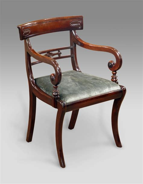 antique carver chair antique desk chair georgian carver