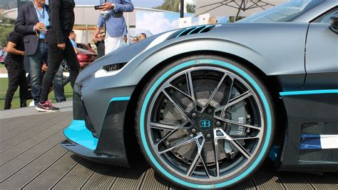 The 2019 Bugatti Divo Is The Chiron That Zigs  Page 3