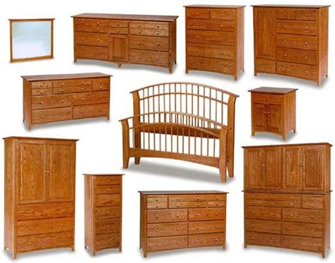 woodworking plans shaker style bedroom furniture plans
