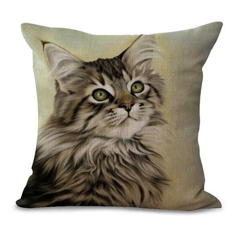 Cute Cat Cotton Linen Throw Pillow Case Cushion Cover Home. Outdoor Decor Statues. Home Decoration Stores. Interior Decorator Tampa. Curtain Ideas For Kids Room. Dining Room Banquette. Medical Room Supplies. Decorative Cork Board. Conference Room Chair