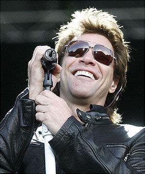 Bon Jovi Christchurch Stuff