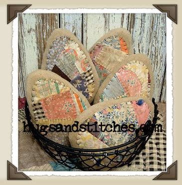 Country Primitive Easter Spring Home Decor Items