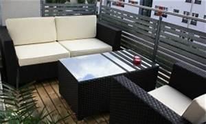 Lounge Möbel Für Kleinen Balkon : mit stylishen lounge m beln terrasse und garten versch nern hausbau ~ Bigdaddyawards.com Haus und Dekorationen