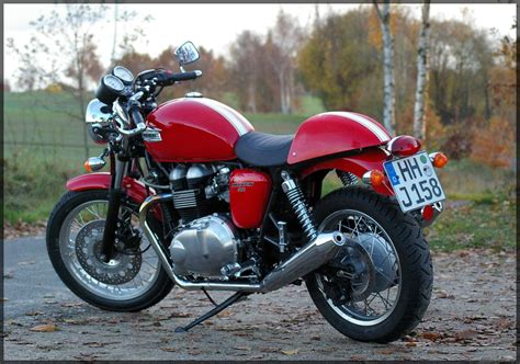 Triumph Thruxton Picture by 2010 Triumph Thruxton 900 Picture 2094840