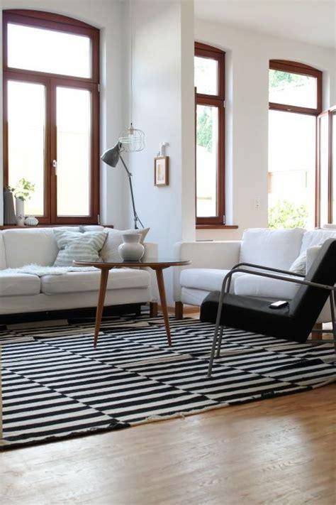 ikea teppich stockholm sch 246 n hell tags sofa altbau schwarz ikea wohnzimmer wei 223 karlstad scandinavisch
