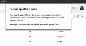 how to enable google docs offline edit mode in google drive With google docs offline editing