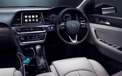 hyundai sonata interior 2019 hyundai sonata hybrid concept changes specs new