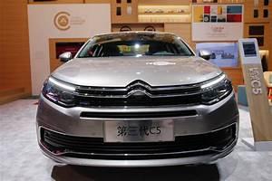 Argus Automobile 2017 : les voitures fran aises au salon de shanghai 2017 citro n c5 2017 l 39 argus ~ Maxctalentgroup.com Avis de Voitures