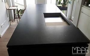 Granit Nero Assoluto : potsdam nero assoluto zimbabwe granit arbeitsplatte ~ Frokenaadalensverden.com Haus und Dekorationen