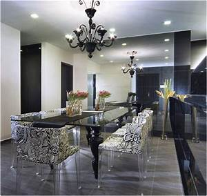 Modern Dining Room Design Ideas - Home Decorating Ideas