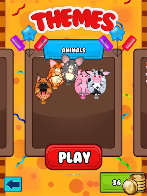 balloon pop app balloons tap game