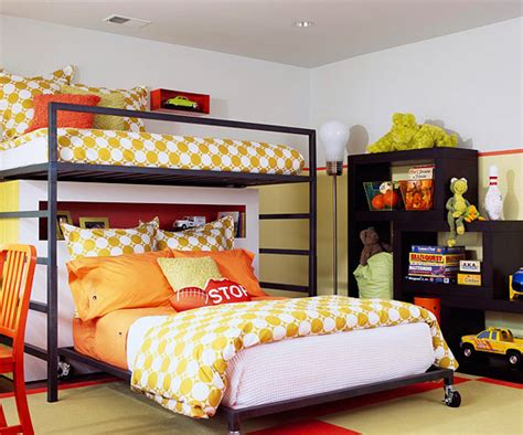 Shared Kids' Rooms : Design Ideas For Shared Kids Rooms