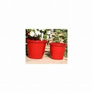 Pot En Terre Cuite émaillée : pot en terre cuite maill e vase droit coquelicot ~ Dailycaller-alerts.com Idées de Décoration