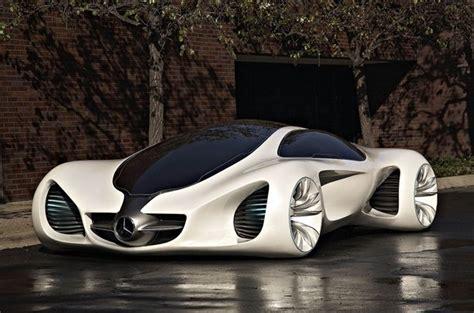 mercedes benz biome images   futuristic car