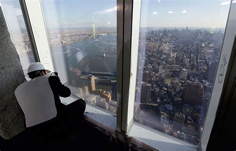 One Wtc Observation Deck Elevator by World Trade Center Touts Planned Observation Deck
