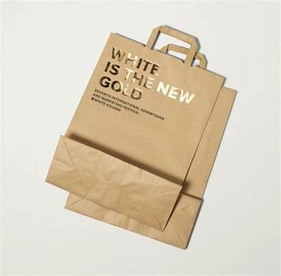 Paper Foil Bags Printing Gold Packaging Kraft
