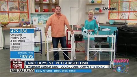 Home Shopping Network Sold To Main Competitor Qvc